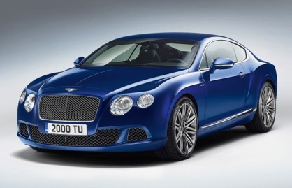 2013 Bentley Continental GT Marches To a Different Drum