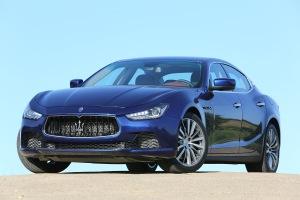 2014 Maserati Ghilbli